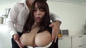 Gaffer uncle drops on her knees almost pleasure 2 coworkers